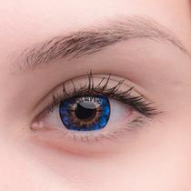 Цветные линзы EOS Daisy 3T Sapphire