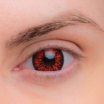 Карнавальные линзы Lensmam Hell's Eyes